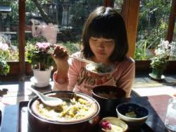 ブログ用柴又柳川定食