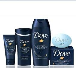 Dove Lotion