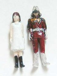 にゃんこ人形とシャア