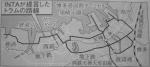 INTA提言福岡市内路面電車網