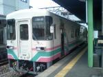 基山駅にて