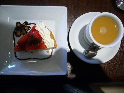 コーヒ&ケーキ
