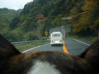 琵琶湖行き