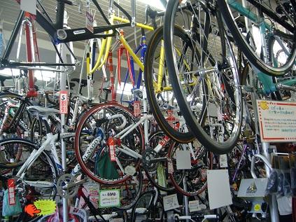尼崎 自転車屋さん