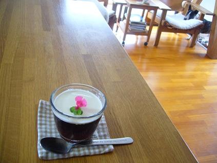 コーヒーゼリー&ブリリン
