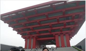 上海万博中国館