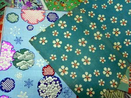 桜千代紙縮小サイズ2