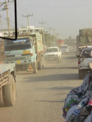 カンボジアの車窓から②