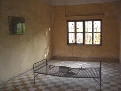 拷問部屋。