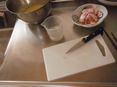 調理中の図