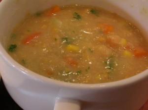 スープの例