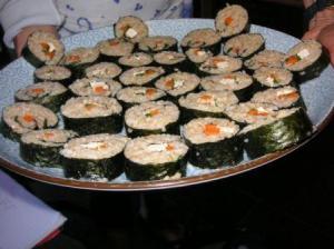 寿司のデモ