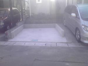 ガレージ基礎2009-11