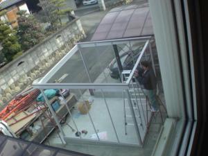ガレージ上物2009-13