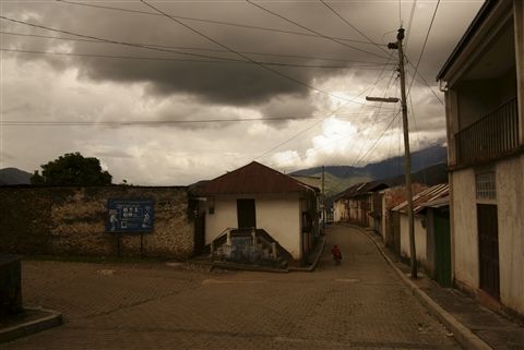 The taquesi trail