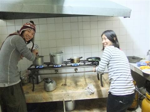 Lapaz cook