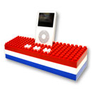 iPod Dock Block Speaker