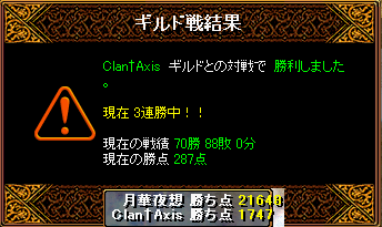 Clan†Axis