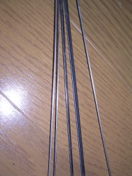 ワイパーの金具