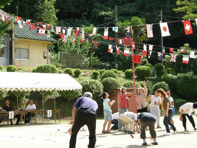 鈴野川運動会08