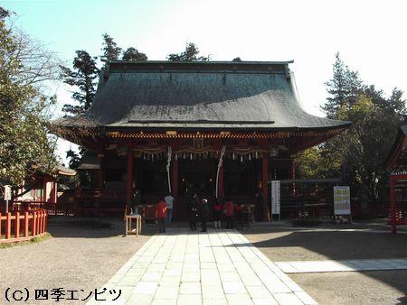 塩竈神社 別宮