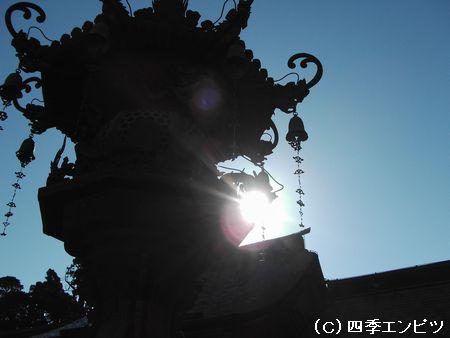 塩竈神社 灯篭