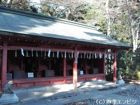 塩竈神社 末社