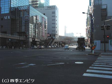 朝の仙台01