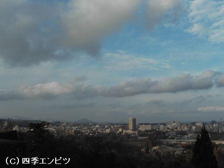 青葉城 景色01