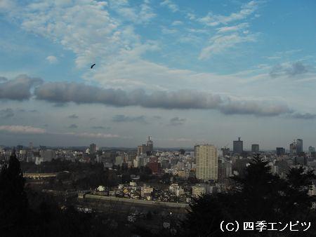 青葉城 景色02