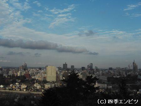 青葉城 景色03
