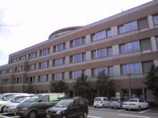昭島市役所(2008.08.27)1