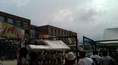 高校体育大会!
