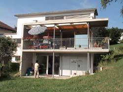 スイス住宅