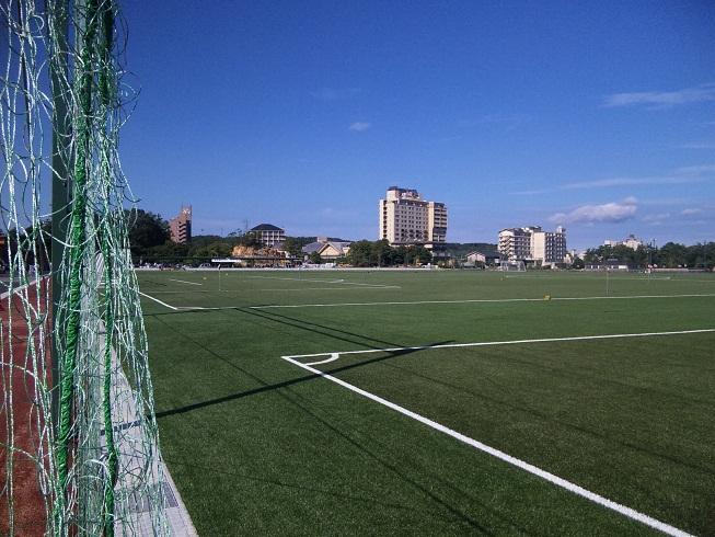 サッカー合宿拠点施設