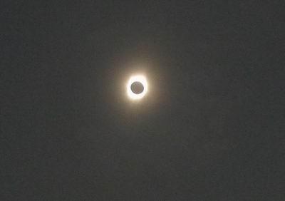 リアル日食