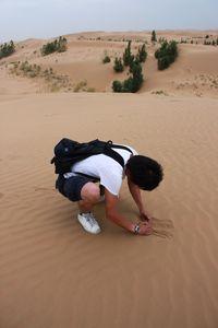 甲子園の砂
