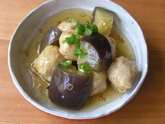鶏団子甘酢