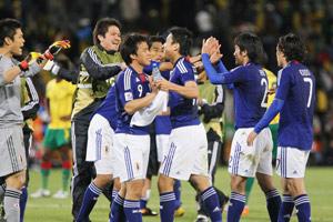 日本代表_カメルーン戦