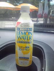 凍結レモン