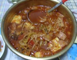 トマト鍋 01
