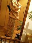 姫小紋を着る