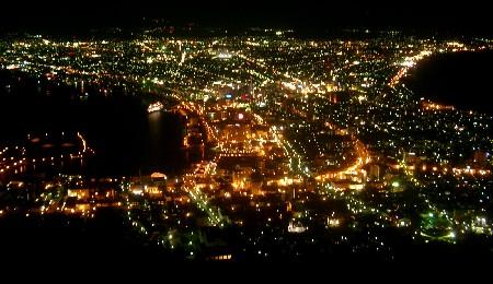 世界3大夜景