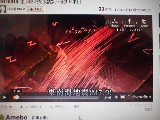 東南海地震(M7.9)