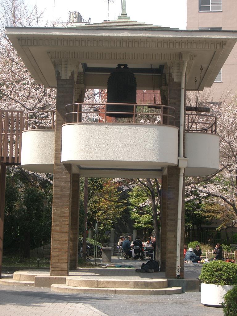 大安楽寺(鐘)