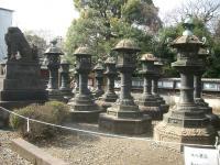 東照宮(灯篭)