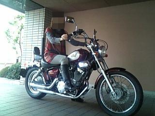 バイク乗1