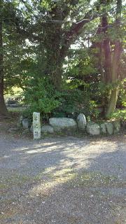 松坂城本丸跡