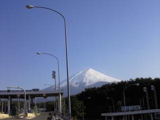富士山4.29