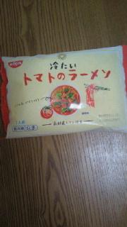 トマトラーメン袋